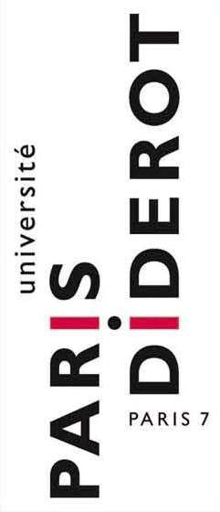 Logo Université Paris Diderot